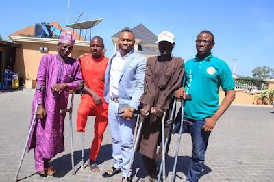Big Church Foundation world disability day