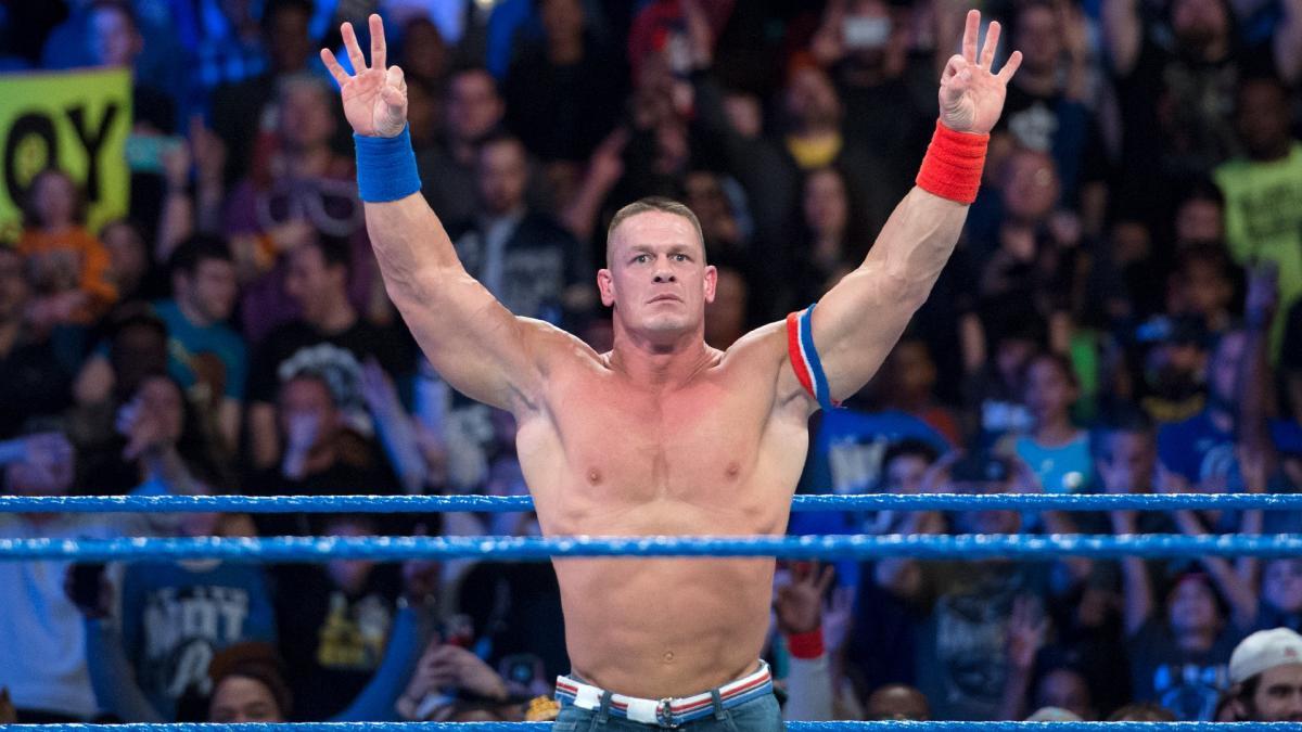John Cena fala sobre Shaquille O'Neal no Pro Wrestling