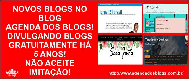 Blogs divulgados