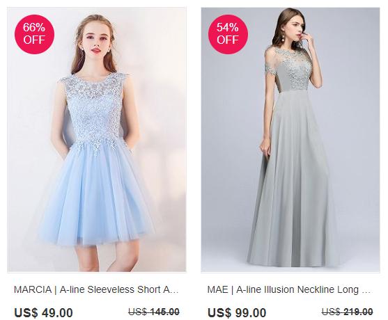 Onde Encontrar Vestidos por até $100
