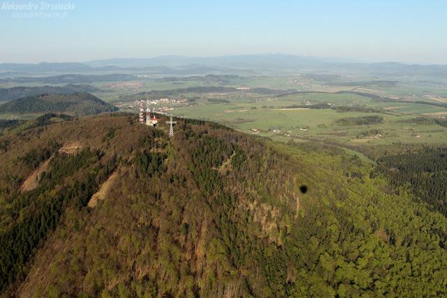 Lot Balonem - Wałbrzych - Chełmiec