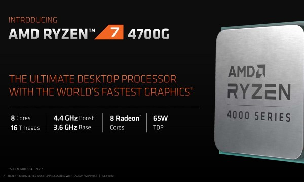 AMD Ryzen 4000, everything you need to know about the new AMD