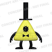 Pop! Disney: Gravity Falls - Bill Cipher