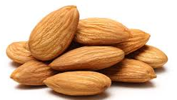 Food Diet tips for healthy skin Almonds for healthy glowing skin
