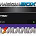 NOVA ATUALIZAÇÃO MEGABOX MG3 HD PLUS V7.29 - 18/07/2016