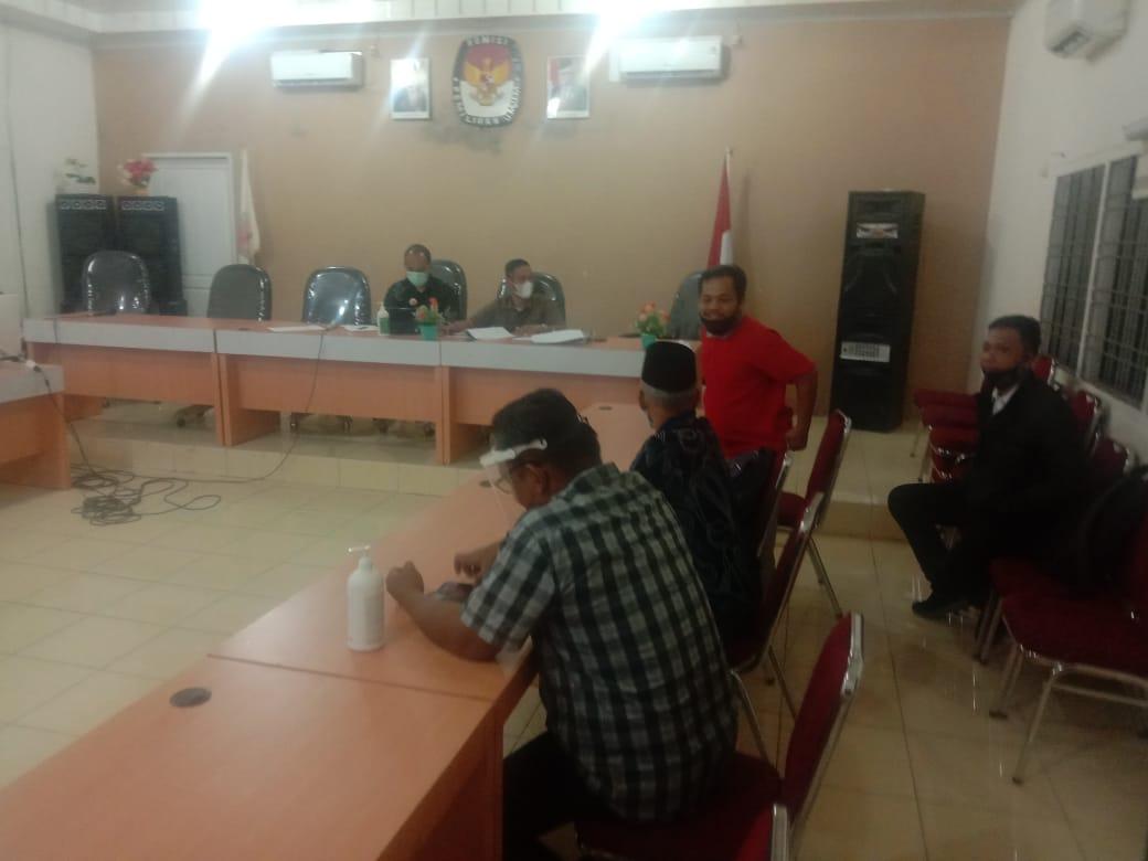 Ketua KPU Labuhanbatu: Kampanye Maksimal Dihadiri 50 Orang Dan Harus Mematuhi Protokol Kesehatan