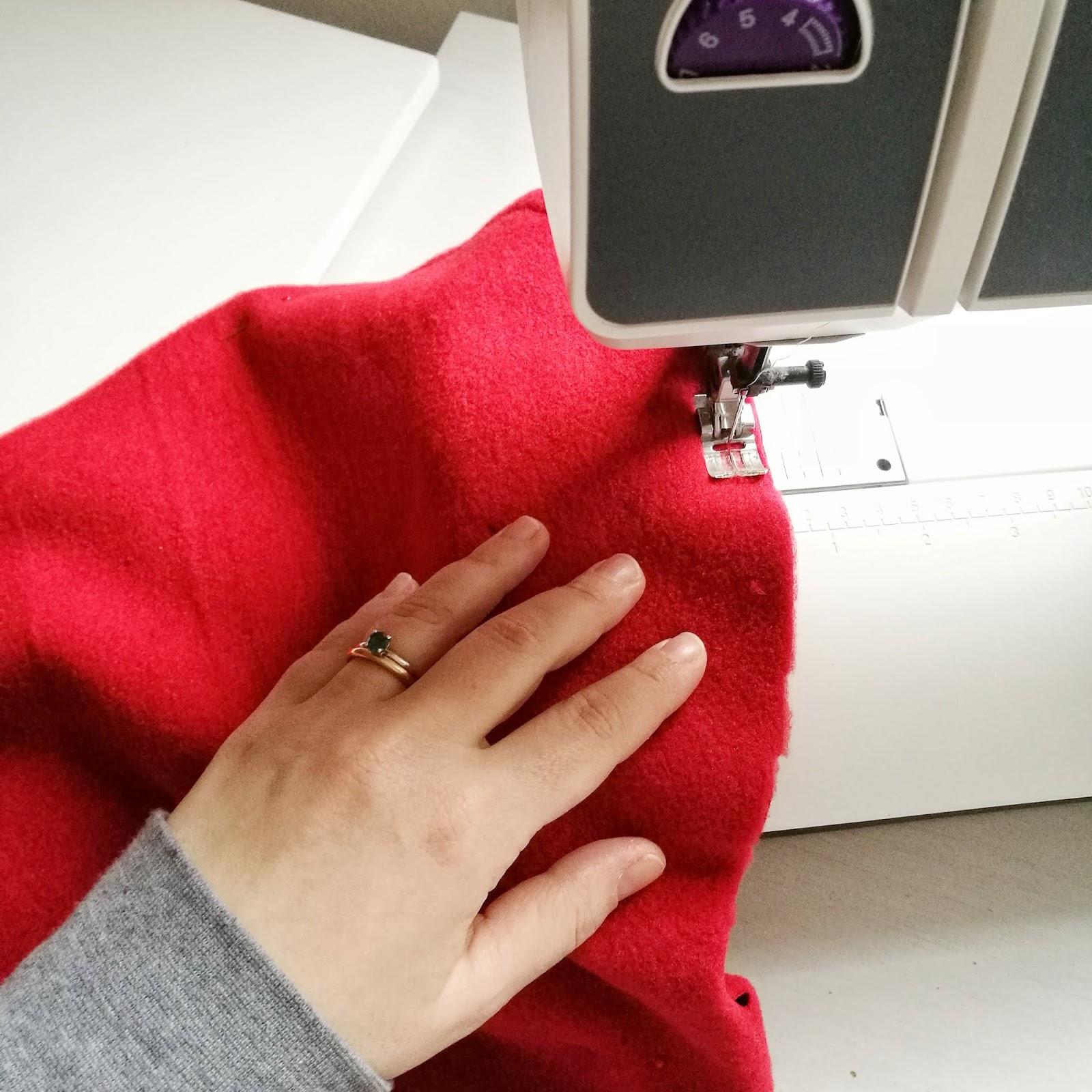 Sogni Risplendono  Tutorial costume di carnevale Cappuccetto Rosso e ... 4ccf71cffaa7