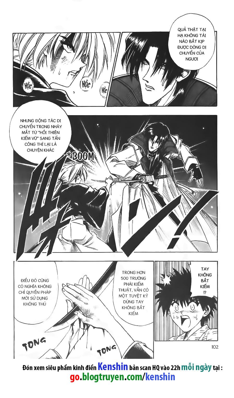 Rurouni Kenshin chap 27 trang 19