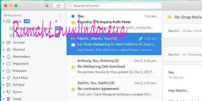 Pengertian Mail Client|Mail Cliet Adalah|Aplikasi Email Client terbaik dan populer saat ini|Daftar mail client terbaik 2020|Aplikasi mail client untuk PC dan Android|Blog Linux Indonesia|Linux untuk Pemula