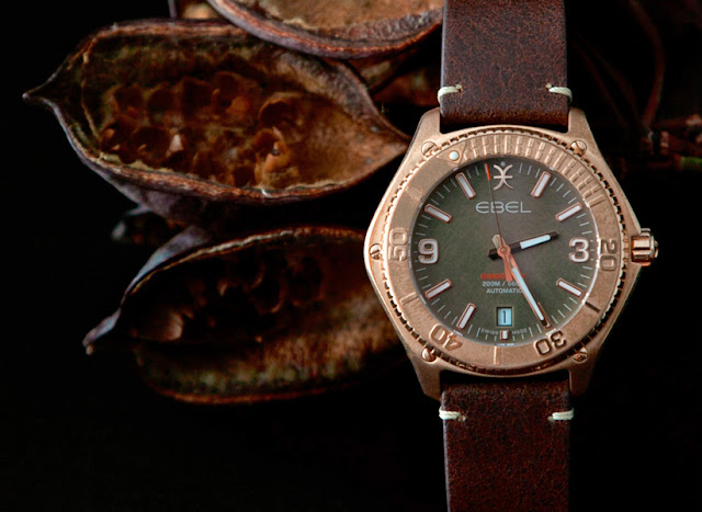 Ebel Discovery Bronze 1216471