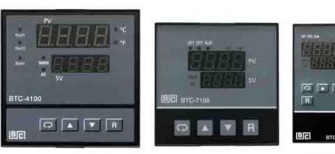Brainchild BTC Series Established Process and Temperature Controllers