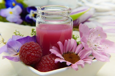 Manfaat raspberry untuk Mencegah penuaan
