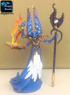 Gaunt Summoner of Tzeentch WiP 2