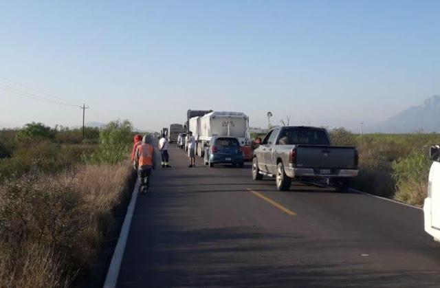 Persecución y balacera contra Fuerza Civil deja 3 sicarios del CDN muertos