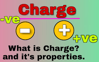 What is charge