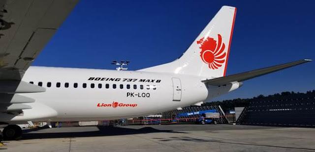 Informasi Terkini Penanganan Lion Air Penerbangan JT-610 dengan Registrasi Pesawat PK-LQP