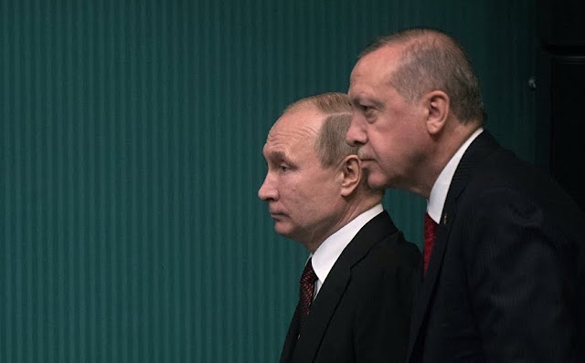 Rusia apoya a Turquía contra los kurdos