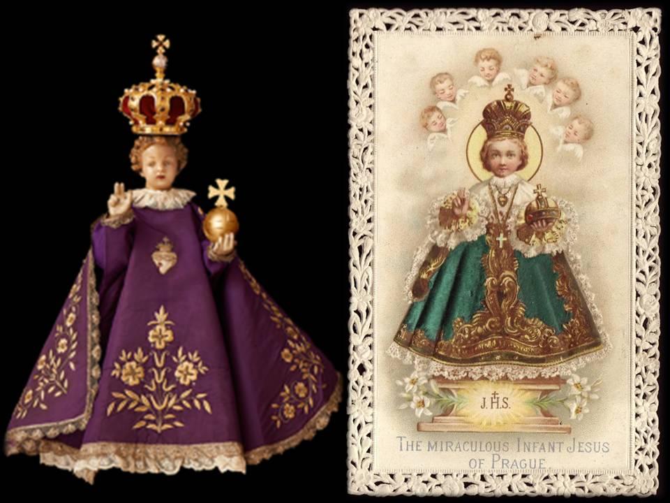 Oracion Al Nino Jesus De Praga Para Examenes Y Estudios
