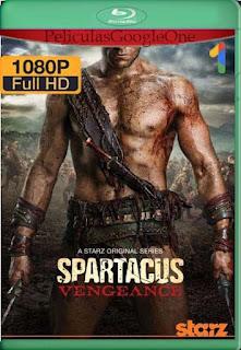 Spartacus Venganza[2012] [720p BRrip] [Latino-Inglés] [GoogleDrive] chapelHD