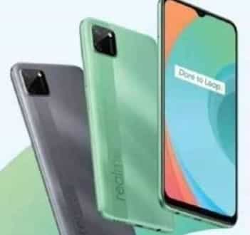 Realme C11 - Full phone specifications Mobile Market Price