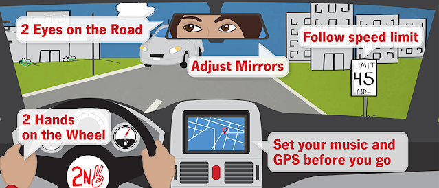 Simple Ways to Become a Safer Driver
