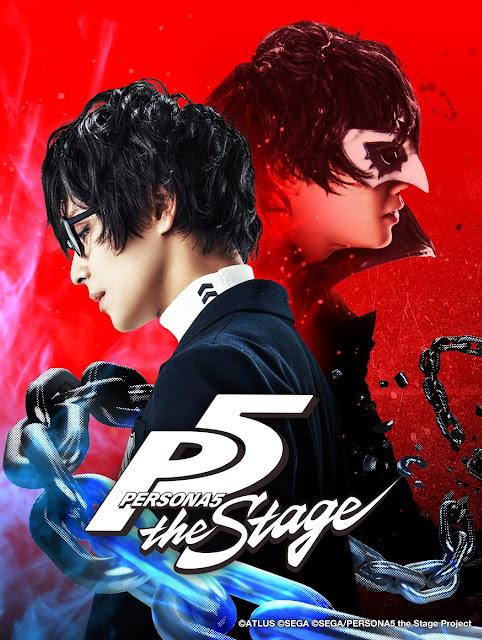 Persona 5 the Stage Akan Mulai Tampil Bulan Desember