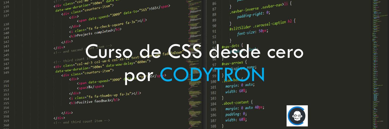 Curso-de-CSS-desde-cero-por-CODYTRON
