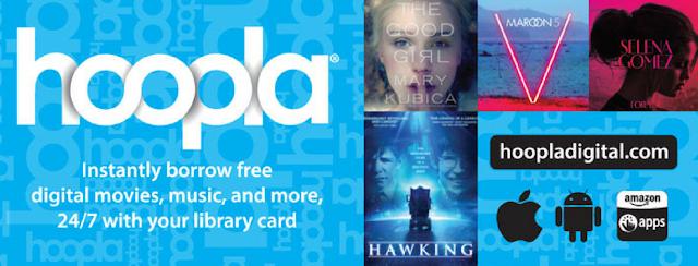 Hoopla Digital free tv movie streaming