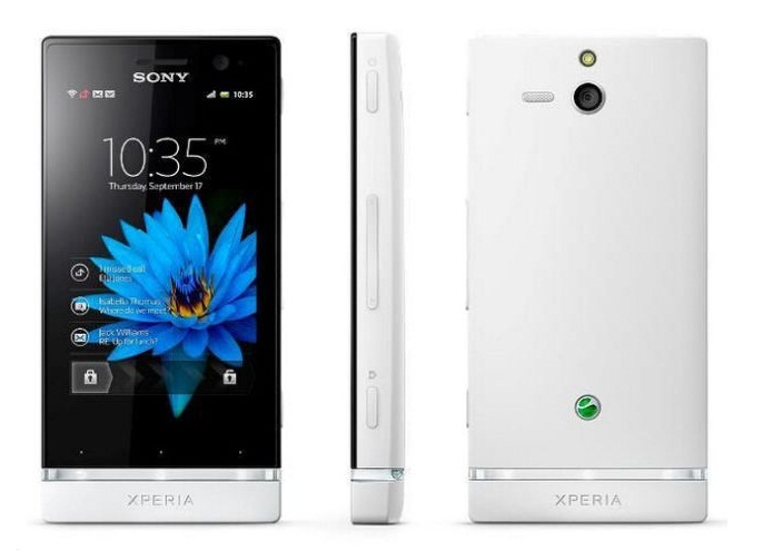 Cara Flashing Sony Xperia U ST25i Bootloop / Mati total