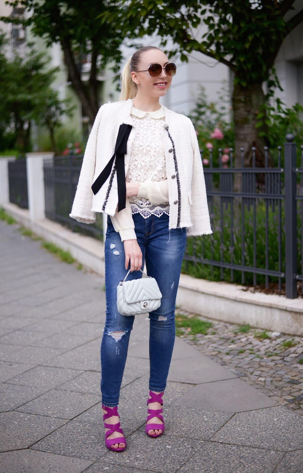 Zara Skinny Jeans, Pink Zara Shoes