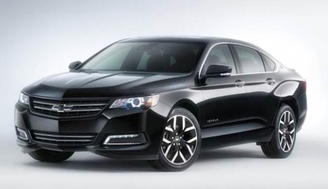 2018 Chevrolet Impala SS Redesign, Rumors