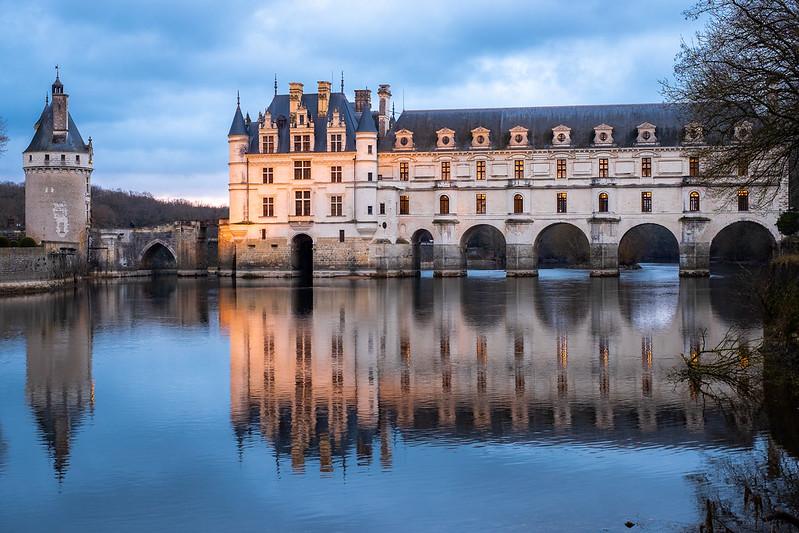 chateau de chenonceau Loira