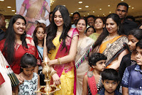Actress Adah Sharma Launches Saree Niketan Showroom  0015.jpg
