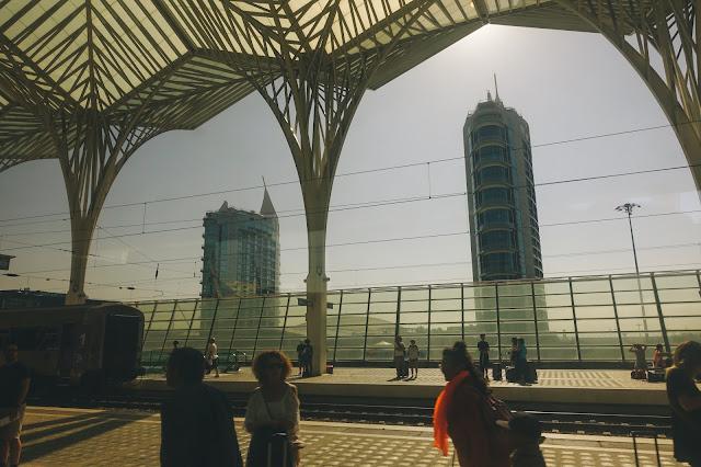 オリエンテ駅(Gare do Oriente)