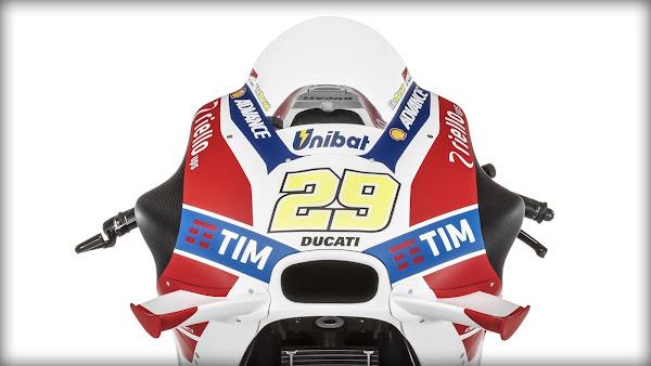 Ducati MotoGP 2016 Iannone bike