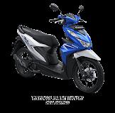 Honda Beat Techno Blue White