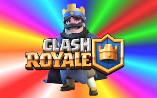 Cara Mengganti Nickname dan Chat Clash Royale Menjadi Berwarna