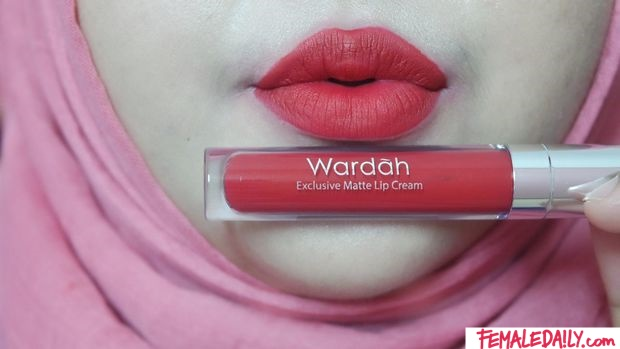 Lipstik Matte Wardah Yang Berkualitas