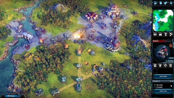 Free Download Battle Worlds Kronos PC Game  Battle Worlds Kronos-FLT