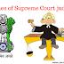 उच्चतम न्यायालय के न्यायधीशो के ना- Names of Supreme Court judges