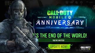 Call of Duty: Mobile सीजन 11 और Anniversary event अपडेट आज होगा रिलीज, Call of Duty: Mobile के नया Update में मिलेंगे ये वीपन्स और मैप्स