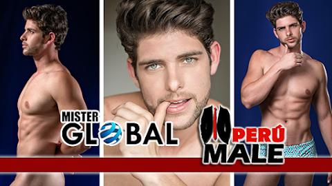 Pedro Gicca, Mister Global 2017