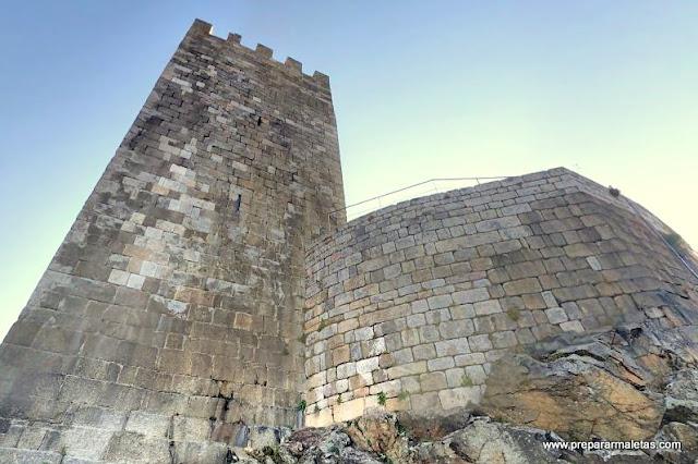 visitar el castillo de Lamego en Portugal
