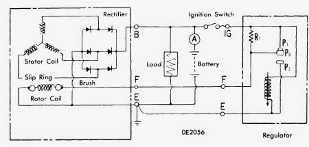 nippondenso alternator wiring diagram 1997 ford f150 for radio repair-manuals: toyota alternators 1965-73