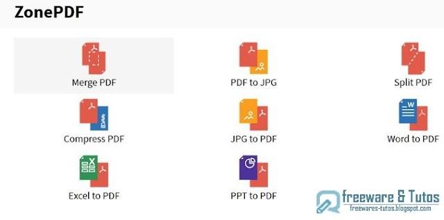 ZonePDF : un nouvel outil en ligne pour convertir et éditer ses PDF