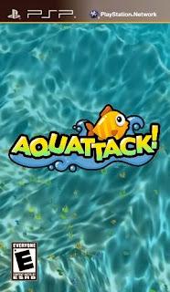 Aquattack! PSP