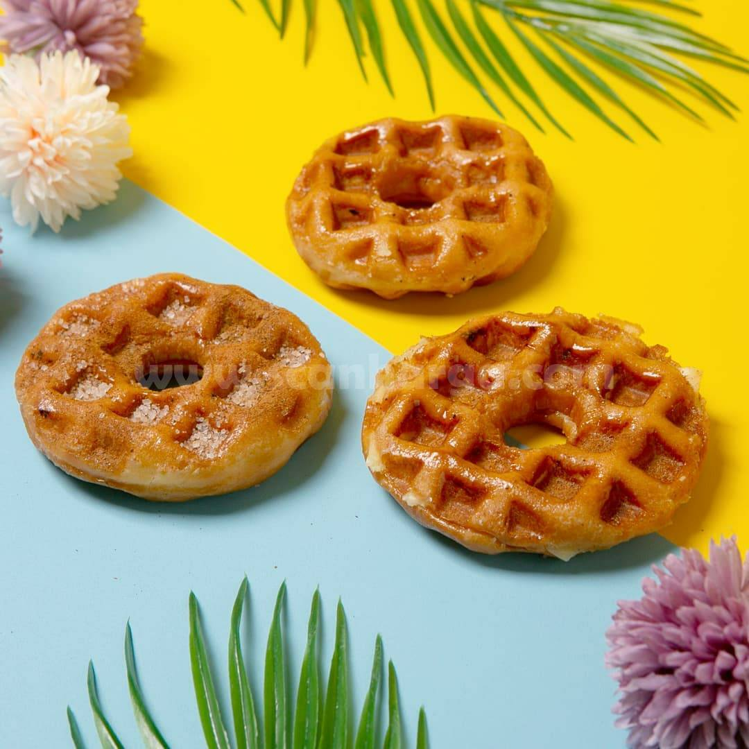 Dunkin Donuts Promo Beli 2 Minuman + 3 variant DD OFFLE