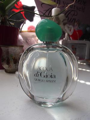 parfumovaná voda Armani Acqua di Gioia