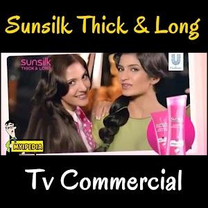 Sunsilk Advertisement Cast