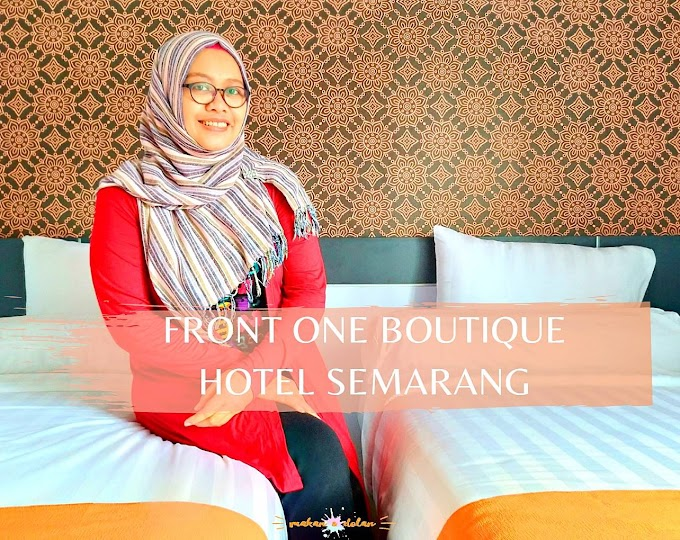 Soft Opening Front One Boutique Hotel Semarang